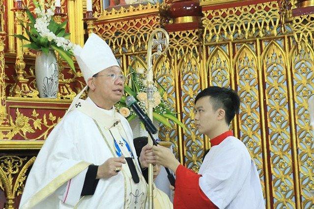 16538 tuy hien 9 - Giáo xứ Tụy Hiền: Khánh thành nhà mục vụ và Thánh lễ tạ ơn
