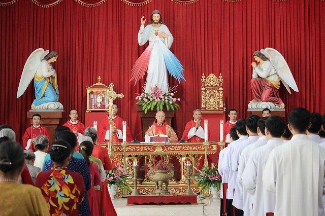 16542 dcv 1  - ĐCV Thánh Giuse Hà Nội: Những hoạt động ý nghĩa trong tháng truyền giáo ngoại thường