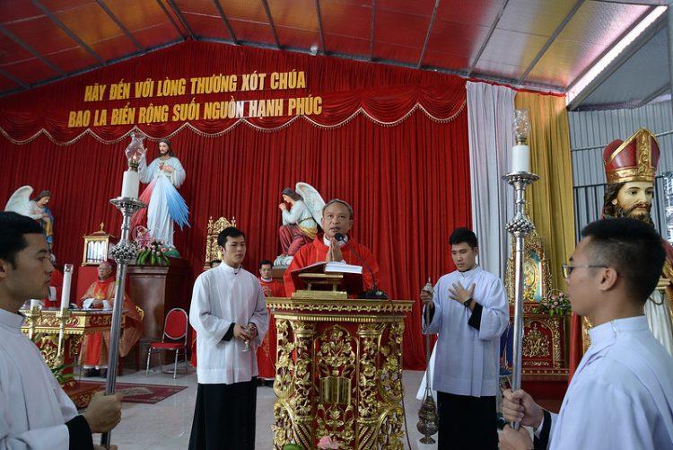 16542 dcv 2 750x501 - ĐCV Thánh Giuse Hà Nội: Những hoạt động ý nghĩa trong tháng truyền giáo ngoại thường
