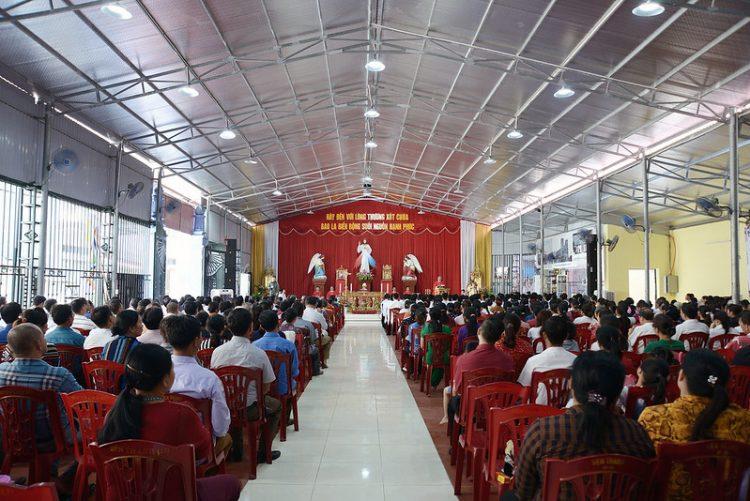 16542 dcv 3 750x501 - ĐCV Thánh Giuse Hà Nội: Những hoạt động ý nghĩa trong tháng truyền giáo ngoại thường