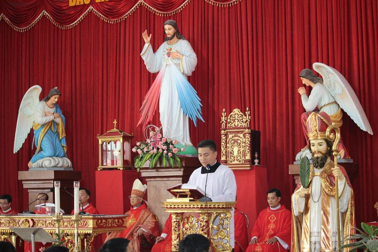 16542 dcv 4 750x500 - ĐCV Thánh Giuse Hà Nội: Những hoạt động ý nghĩa trong tháng truyền giáo ngoại thường
