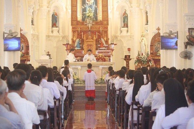 16545 cn truyen giao 7 - Giáo xứ Lường Xá: Thánh lễ cầu nguyện cho công cuộc truyền giáo
