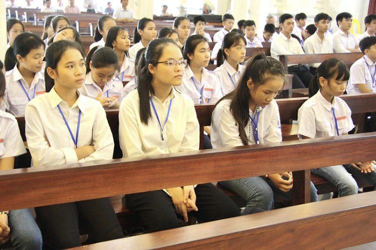 16546 tan do 1 750x500 - Giáo hạt Phú Xuyên: Ươm mầm ơn gọi trong Chúa Nhật Truyền Giáo