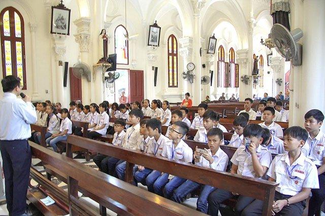 16546 tan do 2 - Giáo hạt Phú Xuyên: Ươm mầm ơn gọi trong Chúa Nhật Truyền Giáo