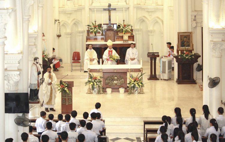 16546 tan do 6 750x474 - Giáo hạt Phú Xuyên: Ươm mầm ơn gọi trong Chúa Nhật Truyền Giáo