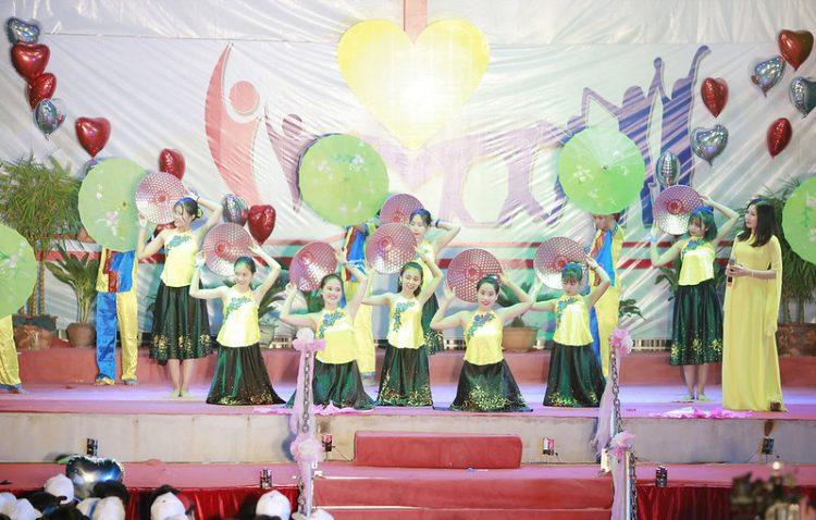 16560 gioi tre 11 750x478 - Đại hội giới trẻ giáo hạt Thanh Oai 2019