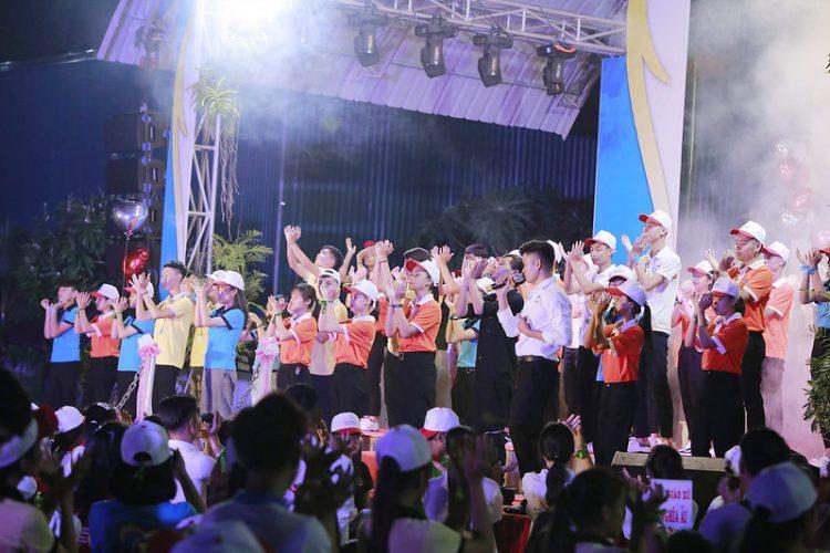 16560 gioi tre 16 750x500 - Đại hội giới trẻ giáo hạt Thanh Oai 2019