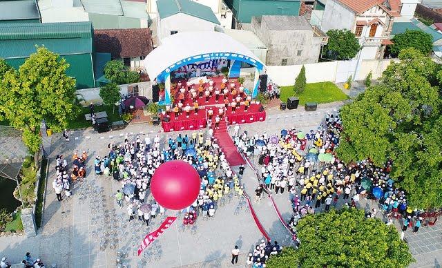 16560 gioi tre 17  - Đại hội giới trẻ giáo hạt Thanh Oai 2019