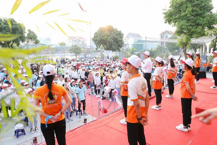 16560 gioi tre 18 750x500 - Đại hội giới trẻ giáo hạt Thanh Oai 2019