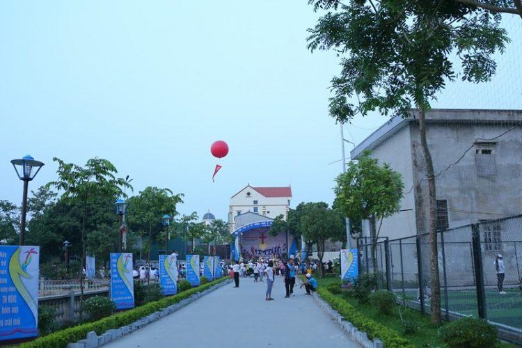 16560 gioi tre 2 750x500 - Đại hội giới trẻ giáo hạt Thanh Oai 2019