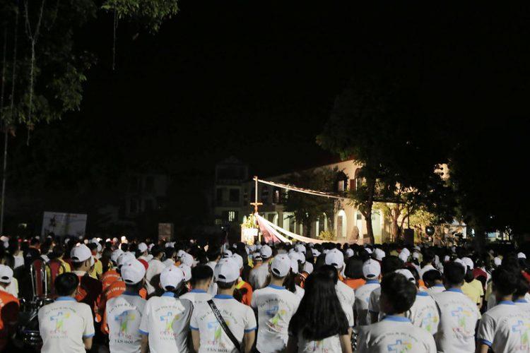 16560 gioi tre 22 750x500 - Đại hội giới trẻ giáo hạt Thanh Oai 2019