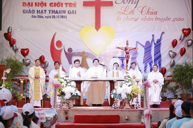 16560 gioi tre 27 - Đại hội giới trẻ giáo hạt Thanh Oai 2019