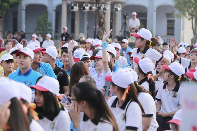 16560 gioi tre 8 750x500 - Đại hội giới trẻ giáo hạt Thanh Oai 2019