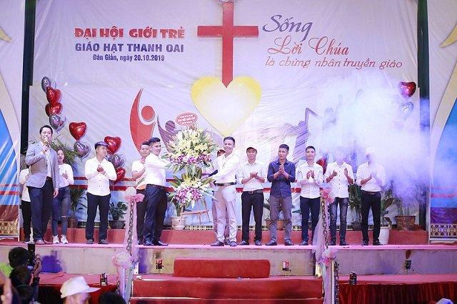 16560 gioi tre  13 - Đại hội giới trẻ giáo hạt Thanh Oai 2019