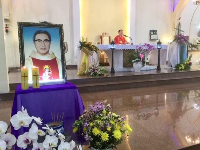 19102019 131118 - Giáo xứ Thủ Đức: Lễ giỗ 3 năm cha cố Phanxicô Xaviê Bùi Văn Minh
