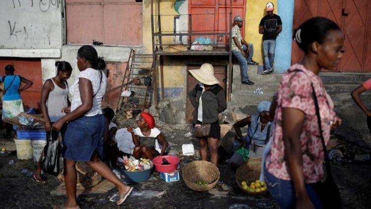 doi song cuc kho cua nguoi dan haiti 750x422 - Các Giám mục Haiti quyết liệt lên án bạo lực