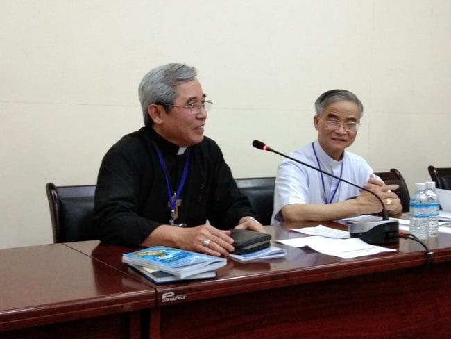 hoi nghi thuong nien lan x cua uy ban muc vu gia dinh 17 - Hội Nghị Thường Niên Lần X của Ủy Ban Mục Vụ Gia Đình