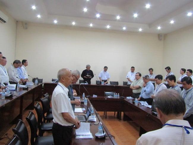 hoi nghi thuong nien lan x cua uy ban muc vu gia dinh 4 - Hội Nghị Thường Niên Lần X của Ủy Ban Mục Vụ Gia Đình