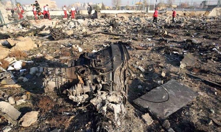 Đức Giáo Hoàng chia buồn về vụ rơi máy bay ở Iran