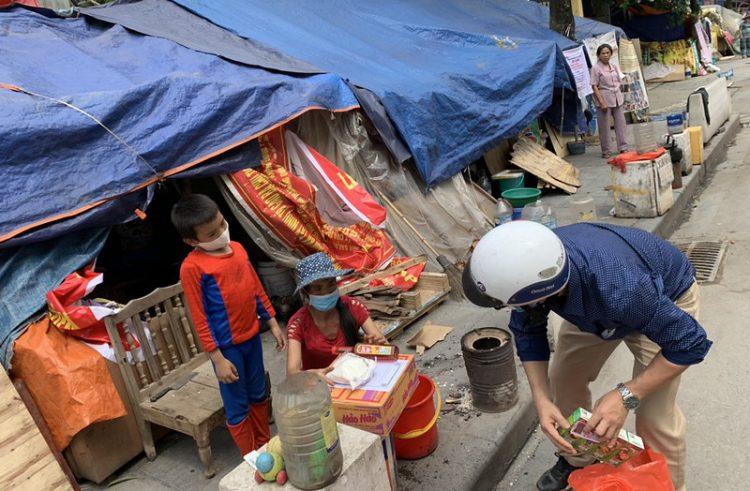 17771 caritas ha dong 1 750x491 - Caritas Hà Đông: Đồng hành cùng người nghèo trong nạn dịch Covid 19