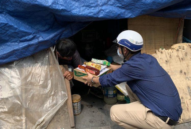 17771 caritas ha dong 2 750x505 - Caritas Hà Đông: Đồng hành cùng người nghèo trong nạn dịch Covid 19