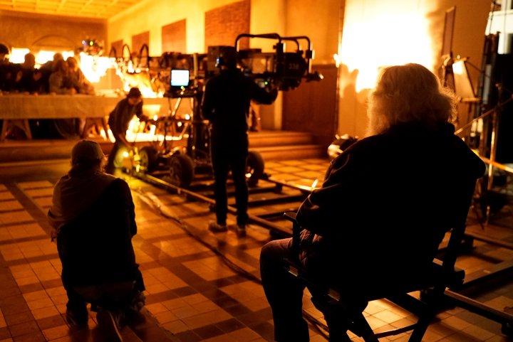 le tableau riprese 2 - Phim 9 phút tuyệt vời về bức tranh 'Bữa Tiệc Ly' của Leonardo da Vinci